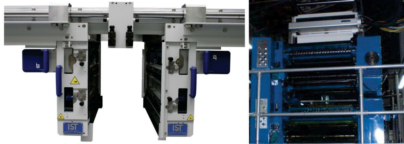 UV Curing Systems for Web Presses