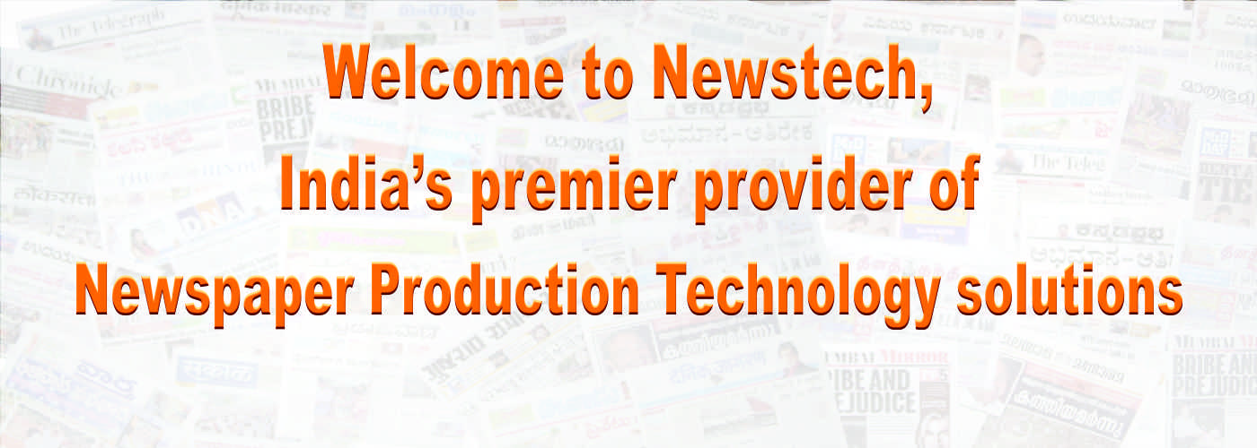 The One Stop Technology source for Print Production